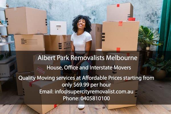 Albert Park Removalists Melbourne