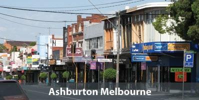 Ashburton Melbourne