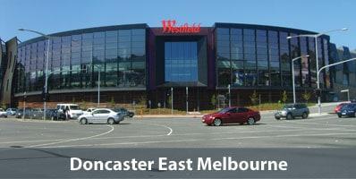 Doncaster East Melbourne