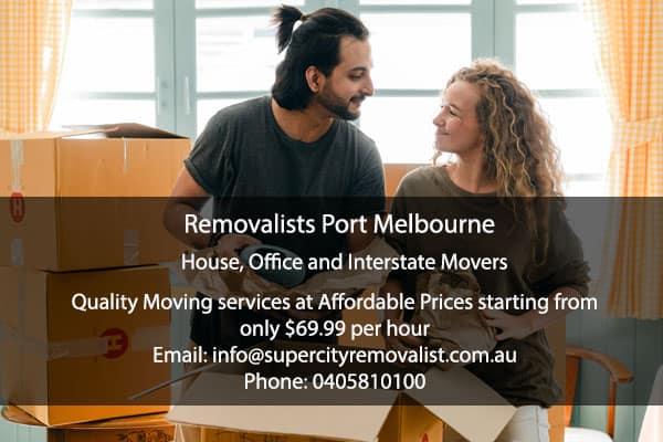 Removalists Port Melbourne