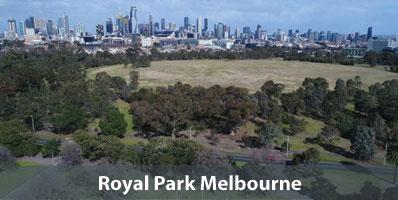 Royal Park Melbourne