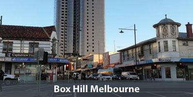 Box Hill Melbourne