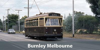 Burnley Melbourne