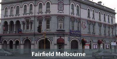 Fairfield Melbourne