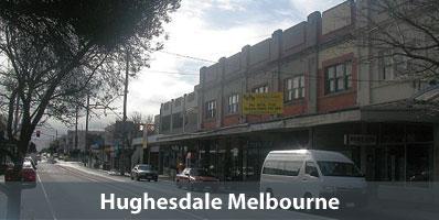 Hughesdale Melbourne