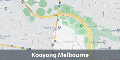 Kooyong Melbourne