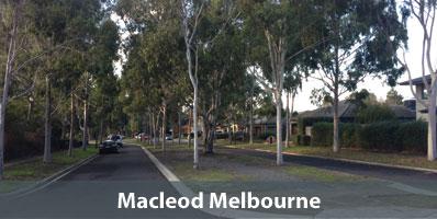 Macleod Melbourne