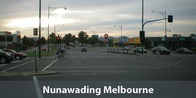 Nunawading Melbourne