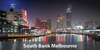 South Bank Melbourne