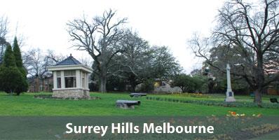 Surrey Hills Melbourne