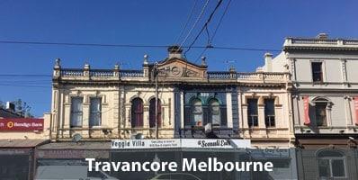Travancore Melbourne